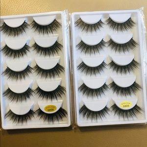 Other - 🔥SALE🔥BNIB 10pairs 3D fur Siberianmink eyelashes